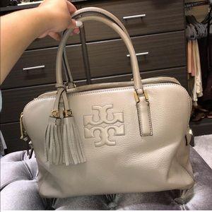 Tory Burch Thea Triple Zip Handbag